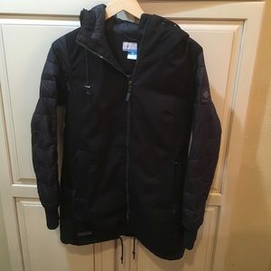 Columbia puffer jacket s